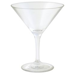 DESIGN+ MARTINI 12OZ CLEAR