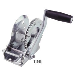 1100LB SINGLE SPEED TRAILER WINCH