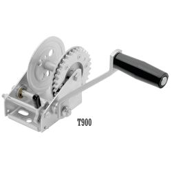 900LB SINGLE SPEED TRAILER WINCH