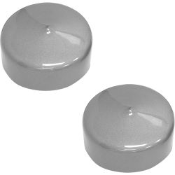 TRAILER BEARING COVERS