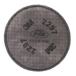 2297 Advanced Easy Breathing Particulate Filter P100