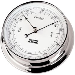Endurance 125 Barometer - Chrome