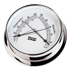 Endurance 125 Comfortmeter - Chrome