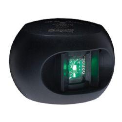 Series 33 LED Navigation Light - Starboard, Black