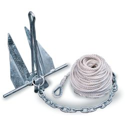 Hooker Quik-Set Anchor Kit