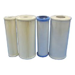 2.5IN x 10IN, Plankton Filter Pleated