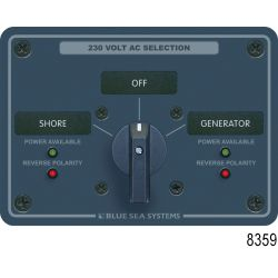 368647 blue sea b s 8359 it1 tif no 9009 120v ac 2 source selector rotary switch & panels 30a  at n-0.co