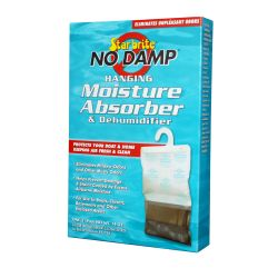 NO DAMP- HANGING BAG - 14 OZ.