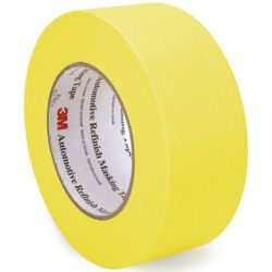 2IN YLW REFINISH MASKING TAPE (180FT)