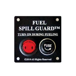 No Longer Available: Fuel Spill Guard Power Panel
