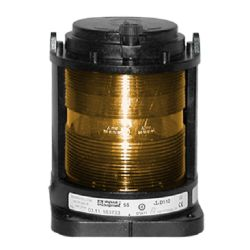 Series 55 Commercial Navigation Light - Stern, Yellow