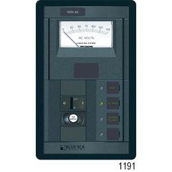 Panel 360 120VAC 1pos w/ELCI Main 30A