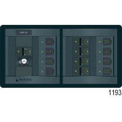 Panel 360 120VAC 5pos w/ELCI Main 30A