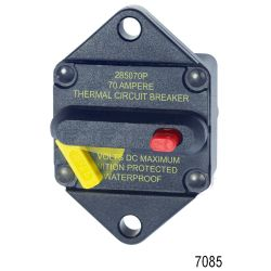 285-Series Thermal Circuit Breaker - Panel Mount, 150A
