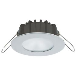 "3-3/16"" Ventura PowerLED Recessed Spot Light - SS"