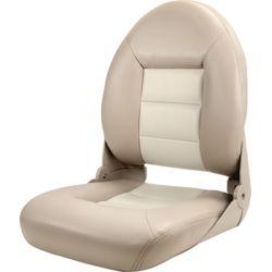 High Back NaviStyle Boat Seat - Tan/Sand