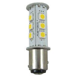 DBL BAYONET 15 INDEX  WARM WHT LED 39W
