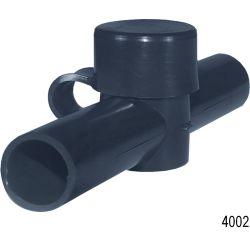 Insulator - Dual Entry PowerPost Cable Insulator