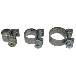 "304 SS ""Micro"" Solid Band Hose Clamps"