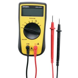 DM6250 Digital Multimeter - 7 Functions