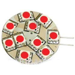 10 LED G-4 Bulb - Side Pin