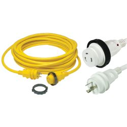 30 Amp 125V PowerCord Plus™