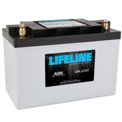 12V Group 31 AGM Deep Cycle Battery