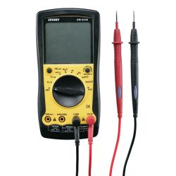 Discontinued: DM6450 Digital Multimeter - 9 Functions