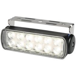 Sea Hawk LED Spotlight, 200 Lumen Black