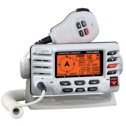 GX1700 Compact VHF Radio with Built-In GPS
