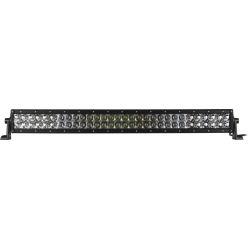 Amber Series Dual Row LED Spot-Flood Combo Lights