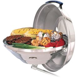 "Magma 17"" Charcoal Grill & Hinged Lid - A10-114"