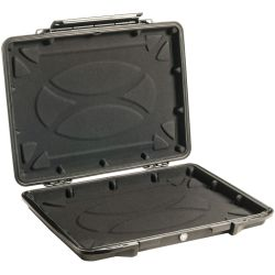 """Pelican Pelican 1095CC HardBack Laptop Case with Molded Liner - Fits 15"""" Laptops"""