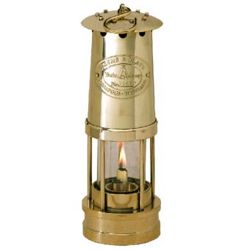SOLID BRASS OIL YACHT LAMP