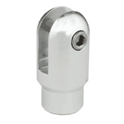 F30-1853 Aluminum Pin with Washer & Bolt Slot