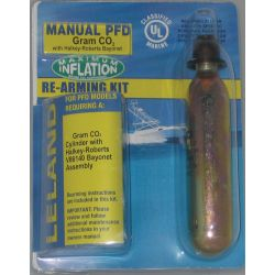 V86160 Manual CO2 PFD Rearming Kit