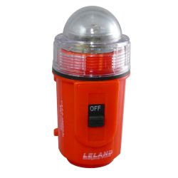 front view of Leland ESL I USCG Lifejacket Strobe Light