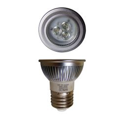 12 or 24V Edison 60W LED Medium Screw Base Bulb