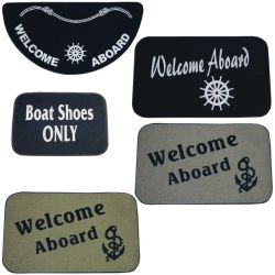 Taylor Made Boat Welcome Mats