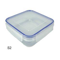 SQ BOX 6IN X 6IN X 2-1/4IN