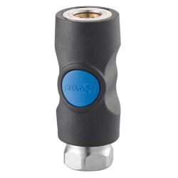 Industrial Profile Safety Quick Coupler