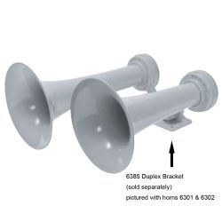 Commercial Marine Air Horn Brackets