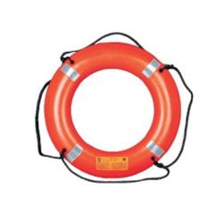 Discontinued: Ring Buoy with Reflective Tape