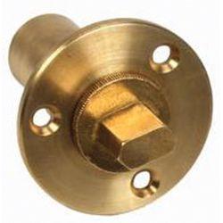 Bronze Safe T Drain Plug - Round
