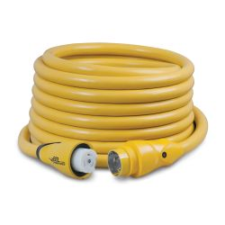 50 Amp 125V EEL ShorePower Cordsets - Yellow