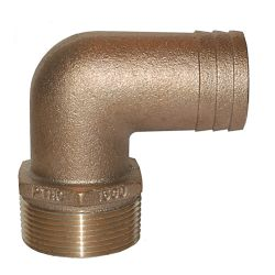 Pipe to Hose Adapters  -  Curved