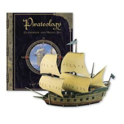 Discontinued: Pirateology Guidebook and Model Set