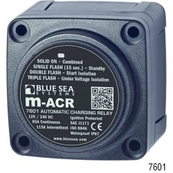 65A m-Series Mini Automatic Charging Relay