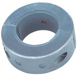 Metric Limited Clearance Collar Anodes - Aluminum