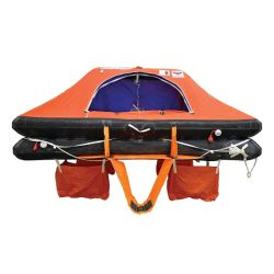 Type DK+ Offshore Commercial Life Raft, 4 to 8 Man